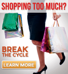 Break the cycle of compulsive shopping with the online program My Year Without Clothes Shopping