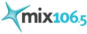 Mix 106.5 logo