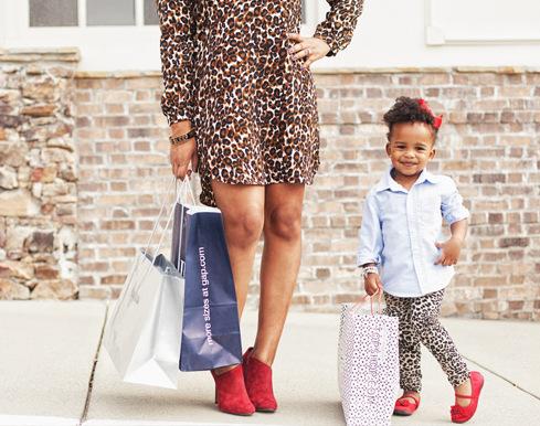 Baby shopaholics?