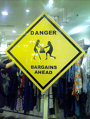 If they put warning signs up about it, it has to be real, right?
