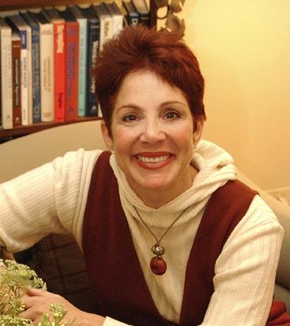 Dr April Lane Benson