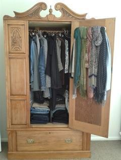 Antique Wardrobe  2