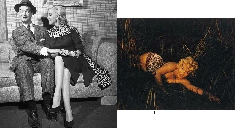 Marilyn Monroe - the siren