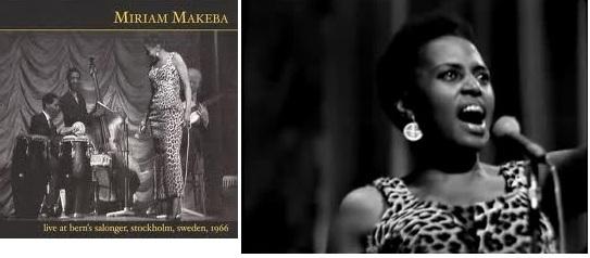 Miriam Makeba - the exiled chanteur