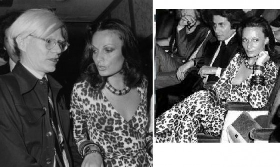 Dianne Von Furstenberg - the stylista