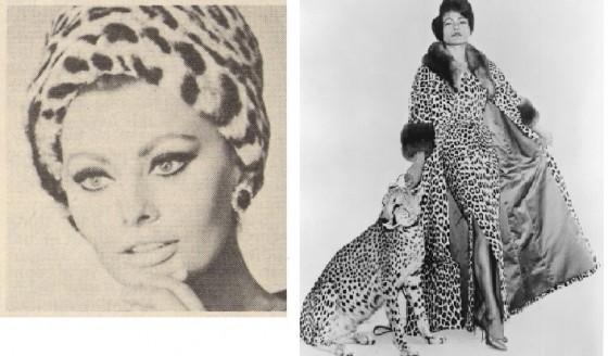 Sophia Loren and Eartha Kitt - the sultresses