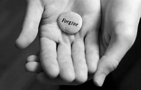 Forgiveness - hands-rock