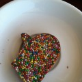 chocolate freckle heart 2