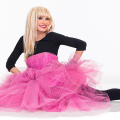 The zany Betsey Johnson and her original style