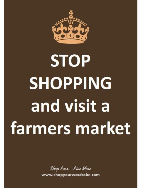 14 - visit a farmers market