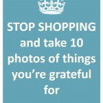 31 - take ten pictures-grateful for