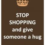 36 - give someone a hug