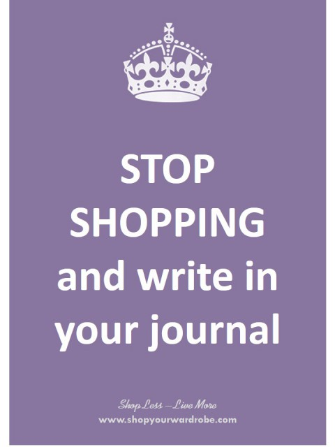 42 - write in your journal