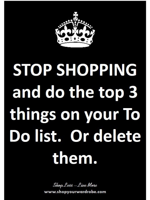 49- do top 3 things on your to do list-or delete
