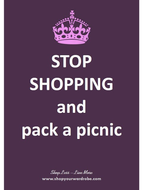 9 - pack a picnic