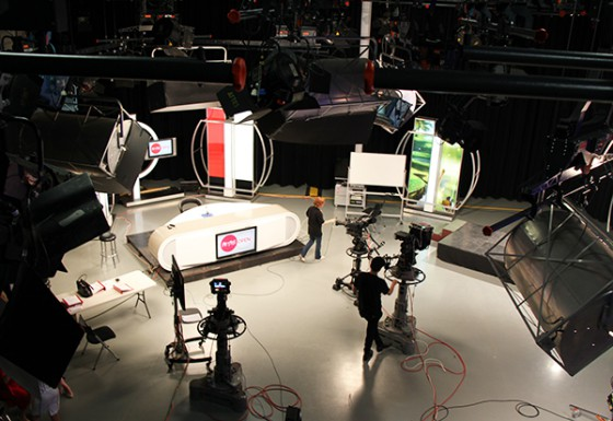 Part 1 -- AFTRS studio