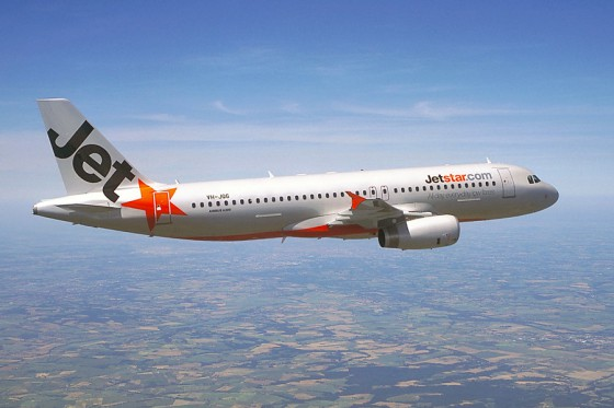 Part 1 -- Jetstar flying to Sydney