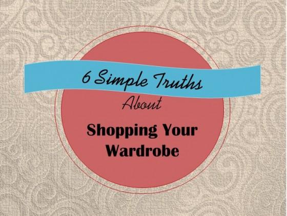 Shopping your wardrobe
