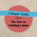 The Size on Clothing Labels