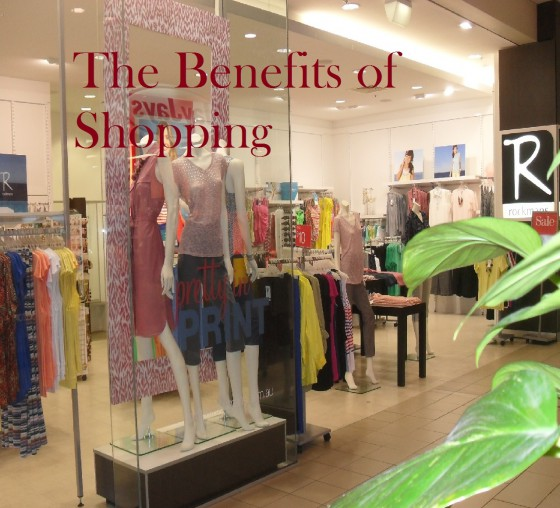 Benefits of Shopping - post