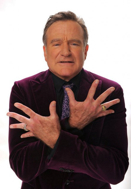 The late great Robin Williams
