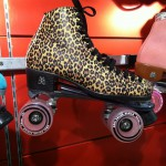 leopard print skate