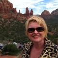 On vacation in Sedona, Arizona