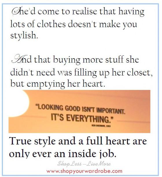 True style Full heart