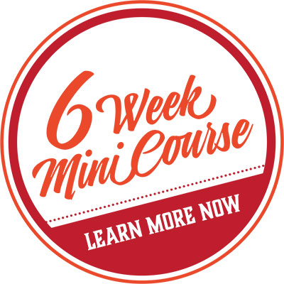 Learn about 6 Week Mini Course