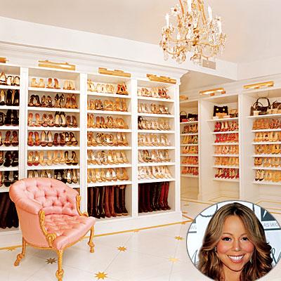 No, Itu0027s Her Closet!